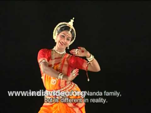 Odissi, the classical dance of Orissa