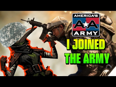 I Joined the Army! | America