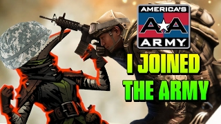 I Joined the Army! | America's Army: Proving Grounds Gameplay | Funny Moments!