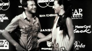 "FASHION ART SHOW 2010: BLACK CARPET & BACKSTAGE ""JOCHY CAMPUSANO"" 7/12 Thumbnail"