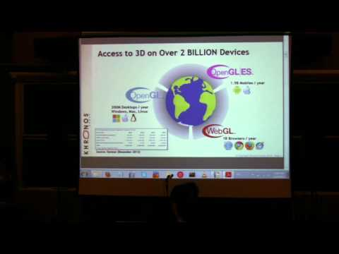 @party 2015 - Jim Susinno: The Khronos Group