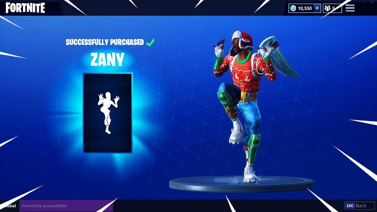 Bilderesultat for zany dance fortnite