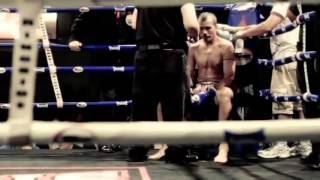 Baxter Humby Champion Muay Thai kick boxer with one arm