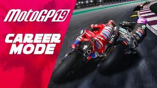 MotoGP 19 Gameplay: Career Mode