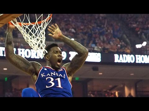 Kansas Dominates Texas, 86-56 // Kansas Basketball // 2.29 ...
