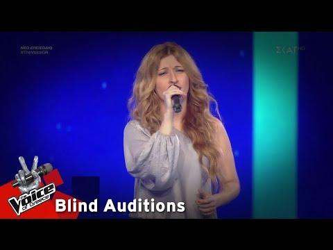 Παναγιώτα Βαρδιοπούλου – Think | 6o Blind Audition | The Voice of Greece