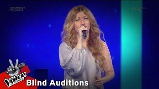 Παναγιώτα Βαρδιοπούλου - Think | 6o Blind Audition | The Voice of Greece