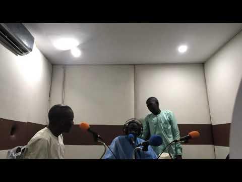 Alimami bah Abidjan radio Hikima2019