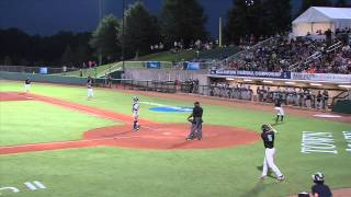 Baseball vs. Catawba (NCAA Finals)
