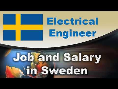 Electrical Engineer Salary in Sweden - Jobs and Salaries in Sweden