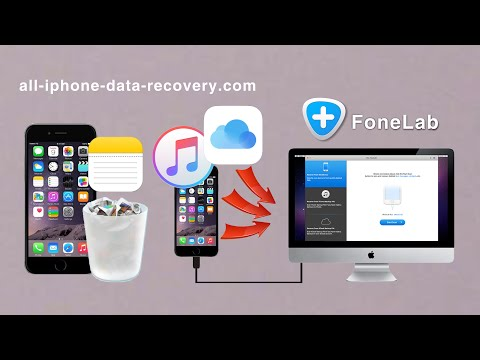 Iphone Notes Recovery Three Ways To Recover Notes From Iphone By Fonelab