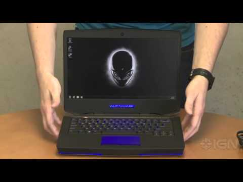 Alienware 14 Gaming Laptop - Unboxing Video