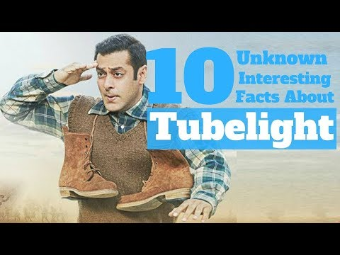 top 10 unknown interesting facts about Tuelight movie