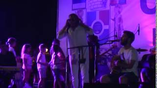 Kancelar & Toza feat. Mapaš & BBB -  Lena (festival JazzVeze, Trg slobode Požega)