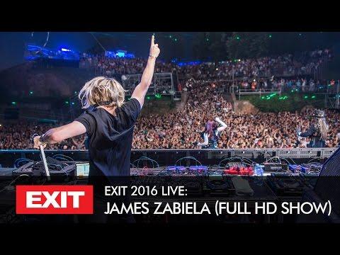 EXIT 2016 | James Zabiela Live @ mts Dance Arena