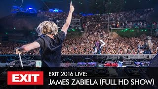 Video EXIT 2016 | James Zabiela Live @ mts Dance Arena download MP3, 3GP, MP4, WEBM, AVI, FLV November 2017