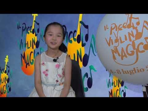 Natsuho Murata - Il Piccolo Violino Magico 2018
