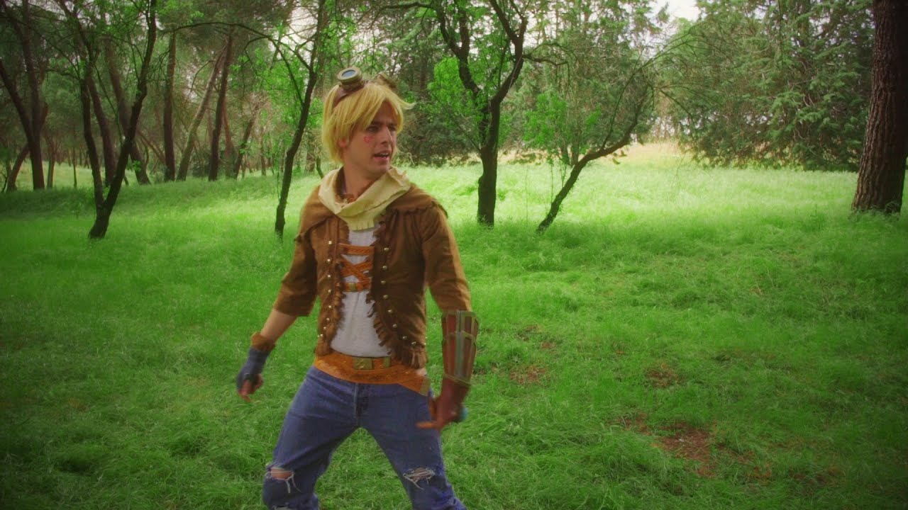 League Of Legends Cosplay Ezreal