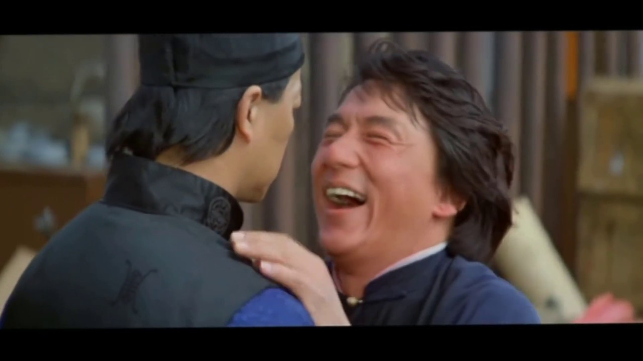 Download Jackie Chan First Use Drunken Style - Drunken Master