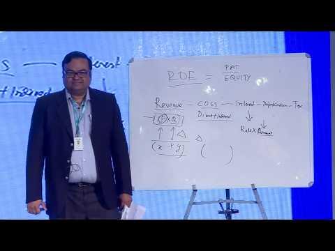 Return on Equity - Unupom Kausik, Deputy CEO of NCML
