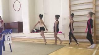 Художественная гимнастика ОФП  НП 1
