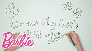 Draw My Life -  The Soda Incident | Barbie Vlog | Episode 6