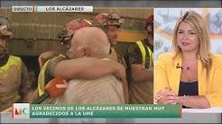 Despedida de la UME en Los Alcázares