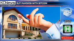Buy mansion with bitcoin