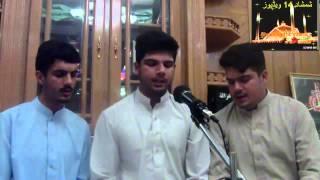 Zaidi Brothers 230812 Hadis Kisa Res Janab Qamar Abbas Islamabad.
