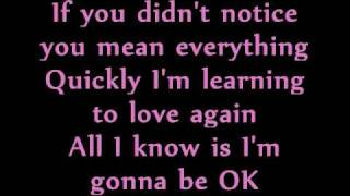 Better In Time-Leona Lewis Ft-Lyrics