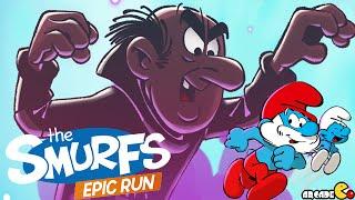 Smurfs Epic Run - Village House Save Villagers From Gargamel's spell