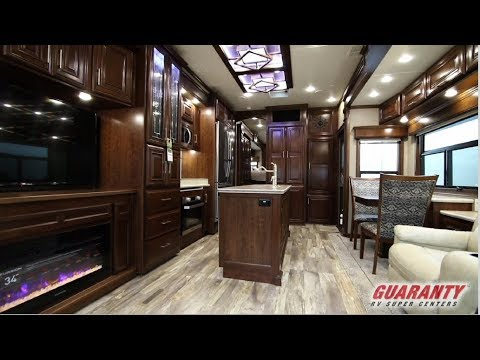 2018 DRV Mobile Suites 36 RSSB3 Luxury Fifth Wheel Video Tour • Guaranty.com