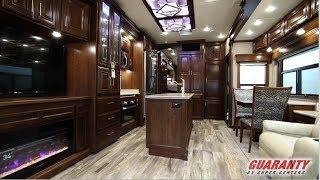 2018 DRV Mobile Suites 36 RSSB3 Luxury Fifth Wheel Video Tour • Guaranty.com