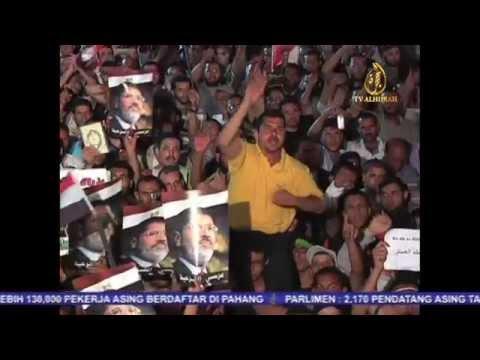 Berita Alhijrah : Kesan selepas tentera Mesir meyerang Medan Rabaah
