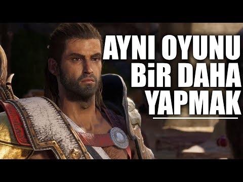 HEP AYNI OYUNLARI YAPMAYIN! / ASSASSIN'S CREED ODYSSEY thumbnail