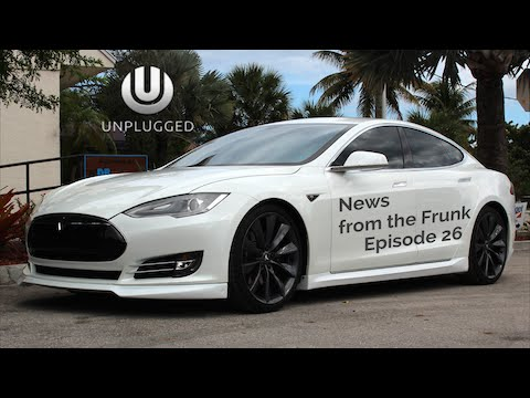 Installing the Unplugged Performance Tesla Model S Body Kit - it's News  from the Frunk episode 26!