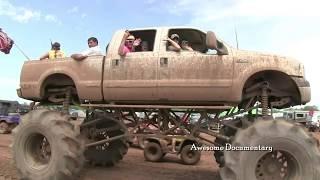 Trucks Gone Wild - Louisiana Mud Fest Part 4