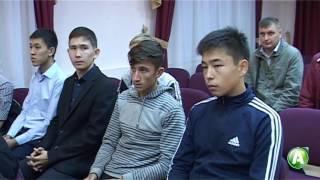 Василий Левит провел встречу с костанайскими спортсменами
