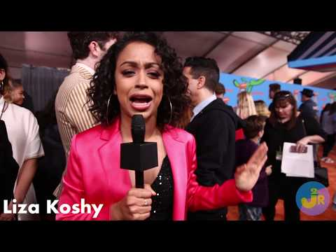 Just Jared Jr's Advice From The Stars At The Kids' Choice Awards 2018