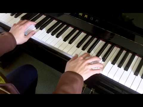 ABRSM Piano 2013-2014 Grade 2 B:3 B3 YingHai Xiong Mao The Panda 熊貓 Slow Demo