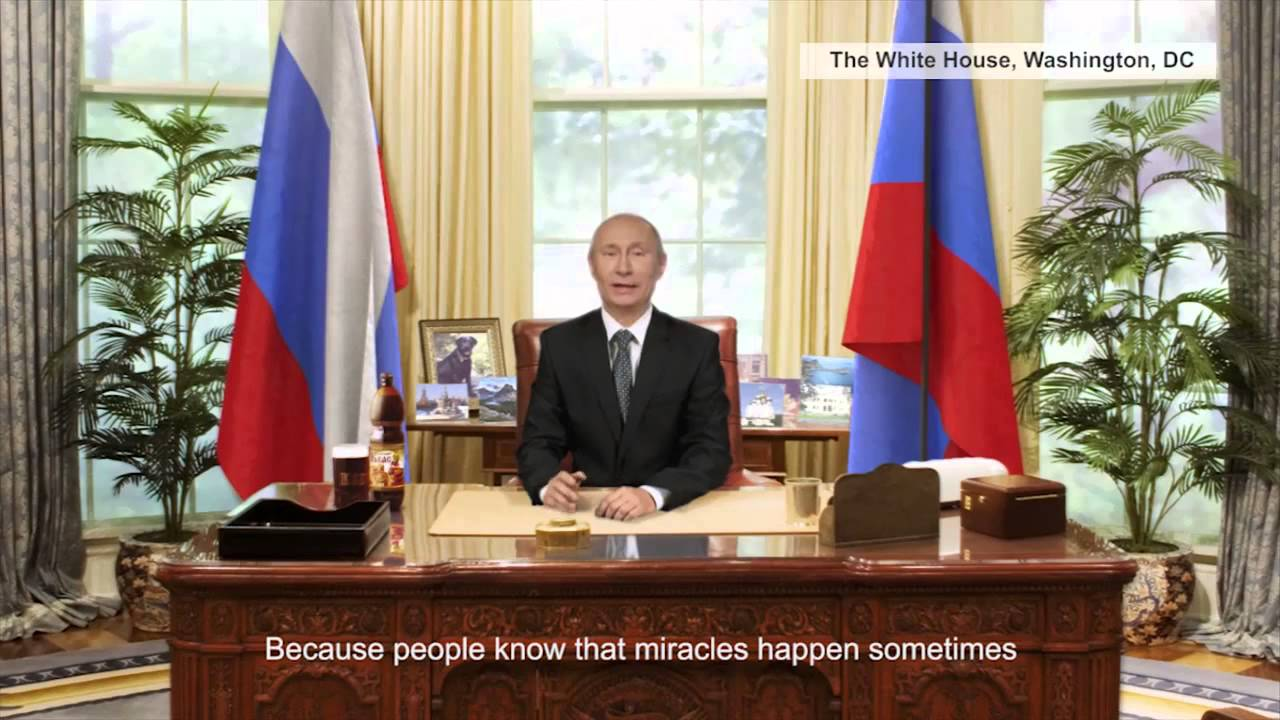 Exclusive Putin s new year speech from 2016   YouTube