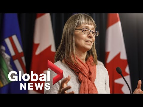 Coronavirus outbreak: Alberta announces 2 new deaths, 19 additional cases | FULL