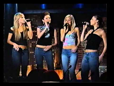 Bardot - The Panel (Australian TV show) 2001