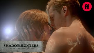 Shadowhunters | Comic-Con Trailer | Freeform