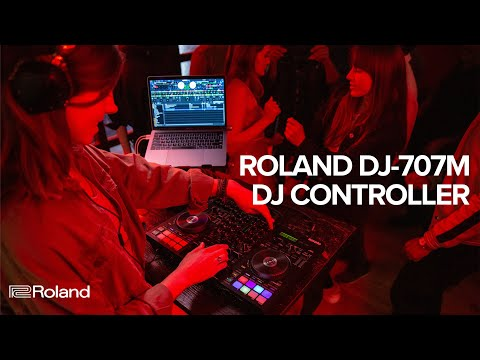 Roland's DJ-707M is a Serato controller and live sound console for mobile DJs | MusicRadar