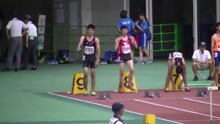 2017静岡中学選抜 男子110mH決勝