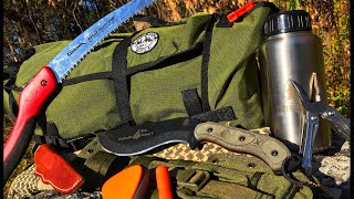 10 Cs Survival Kit + 5 NEW Cs & Bug Out Roll from Canadian Prepper: Organize Your Survival Gear