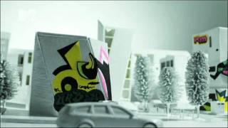 MTV Czech Republic - Intro: URBAN (2011/12)