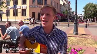 FAINT - кавер песни LINKIN PARK под гитару! Brest! Guitar! Music!