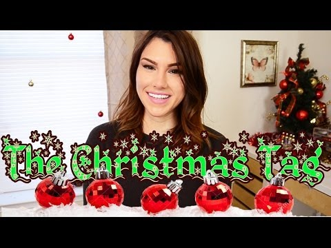 THE CHRISTMAS TAG I Kayleigh Noelle